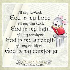 Little Church Mouse Quotes
