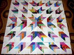 ~ 36 French Braids Quilt Top Fabric Blocks Squares | eBay