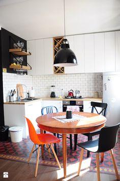 Kuchnia styl Industrialny - zdjęcie od DIZAJNIA ART - Kuchnia - Styl Industrialny - DIZAJNIA ART