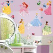 Disney Princess Wall Decals - Party City $14.99