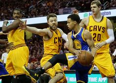 NBA Finals: Cleveland Cavaliers Tired? They Should See the Other Guys NBA Finals #NBAFinals
