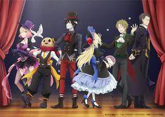 イベント | TVアニメ「殺戮の天使」公式サイト