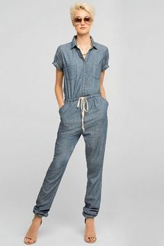 Charlie Denim Jumpsuit - View All Jeans - Jeans - Alloy Apparel Jeans For Tall Women, Tall Jeans, Clothing For Tall Women, Clothes For Women, Girls Fall Fashion, Tall Girl Fashion, Autumn Fashion, Womens Fashion, Jumpsuit Dressy