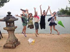 Landmark, check. Jumpshot, check!!!