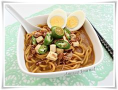 Mee Rebus | Anncoo Journal - Come for Quick and Easy Recipes