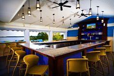 Grab a drink at the Splash Bar at the Samoset Resort
