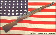 I have an M1 Garand similar to this one that made it all the way to Iwo Jima and back in WWII.