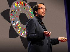 David McCandless turns complex data sets (like worldwide military spending, media buzz, Facebook status updates) into beautiful, simple diagrams that tease out unseen patterns and connections. Good design, he suggests, is the best way to navigate information glut -- and it may just change the way we see the world.