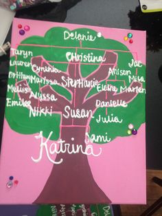 Family tree, Zeta Tau Alpha, Custom Canvas Crafts from SororiT's, https://www.etsy.com/listing/203765540/made-to-order-custom-sorority-canvas?ref=shop_home_active_1