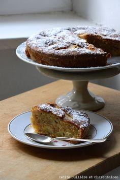 Eplekake norvégien // #dessert #recette #pommes