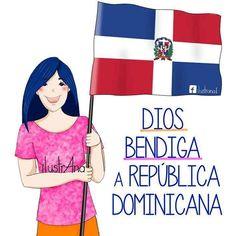 Arriba la Republica Dominicana!