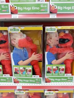 Nightmare on Elmo Street