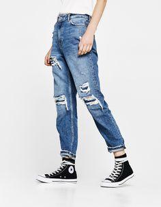 6a437bf8f2ec Bershka Mexico moda online para chica y chico - Compra las últimas  tendencias