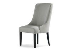 "Jessica Charles 1941 Lauren Dining Chair 42.25""H x 25.25""W x 29.25""D, SH20.25"""