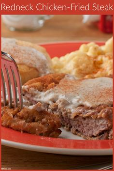 Chicken-fried steak is a country classic that everyone loves, and with our recipe it only takes 15 minutes to whip up!