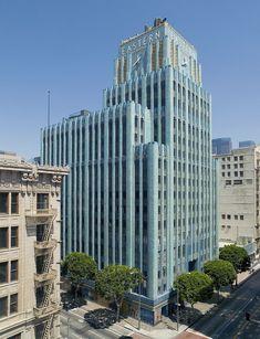 #ArtDeco   Eastern Columbia Building, Los Angeles
