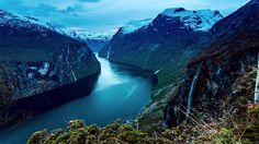 清々しさを感じる、ノルウェーのフィヨルドの4Kタイムラプス動画|ギズモード・ジャパン