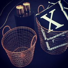 Loving copper & black in the studio today!!! #abode #abodeaustralia #baskets #copper #black #candles #monogram #cushions #homewares #homeinspo #homewares #home #decor #love #interiors #interiorinspo