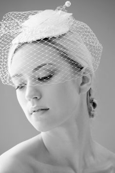 Erica Koesler Wedding Accessories Fall 2014 - Available at Diane's Formal Affair located in Jasper, AL. Call for an appointment (205) 221-3570! dianesformalaffair.com