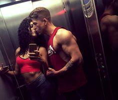 > FOTOS: Labrador y Ana juntos después de la final... Ana y Labrador se lo montan en el gimnasio y en el ascensor. | EXTRA VIP