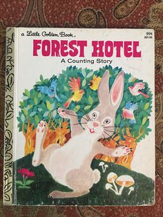 Forest Hotel A Counting Story 1982 14th printing