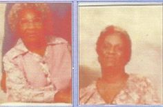 """Jennie McGee;Grandmother. Myrtle White;Mother"" ~Thelma"