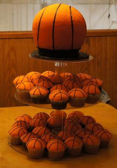 Basketball Birthday Party Ideas | Photo 10 of 11 | Catch My Party