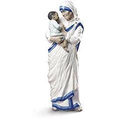 Lladro Mother Teresa Of Calcutta Figurine