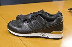 #ChaceCrawford signed shoes up for auction to support #Soles4Souls