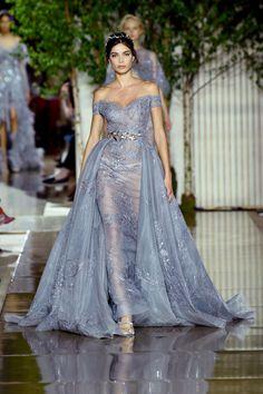 Zuhair Murad Couture Fall 2018 – WWD