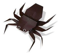 Origami Spideeee