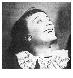 Edith Piaf, capharnaüm.