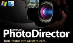 Get Turn Camera Shots into Perfect Photos on Your Mac or PC - Amazing Photo Editing w/ PhotoDirector 4 Ultra (51% off)