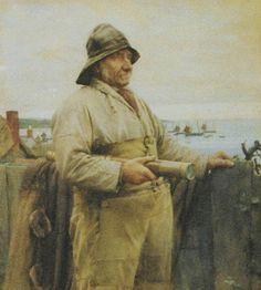 Strandberg Fine Art, specialising in the Newlyn School