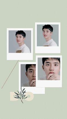 Kyungsoo, Kaisoo, Chanyeol, Exo For Life, Exo Lockscreen, Wallpaper Lockscreen, Exo Official, Do Kyung Soo, Kpop Exo