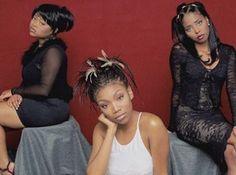 Countess Vaughn, Shar Jackson, and Brandy. Main girls of 'Moesha' Black Girl Magic, Black Girls, Black Women, 80s And 90s Fashion, Black Girl Fashion, Womens Fashion, Fashion Trends, Black Girl Aesthetic, 90s Aesthetic