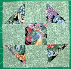 My Shoo Fly quilt block pattern shows you how to stitch up a batch of these easy patchwork blocks. Choose from three finished sizes.