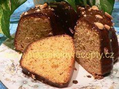 Arašídová bábovka – Maminčiny recepty Banana Bread, Food, Essen, Meals, Yemek, Eten
