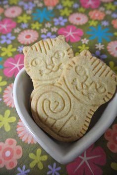 Cute cookies for tea time!