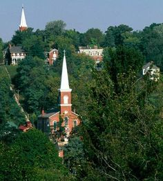 Galena, Illinois, my home town!