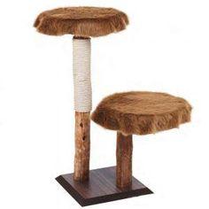 1000 images about modern cat trees climbing furniture uk for Designer cat beds uk
