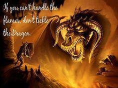 Znalezione obrazy dla zapytania dragon quotes about life