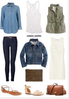 Summer Uniform |