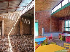 Recinto pre-escolar / Asa studio