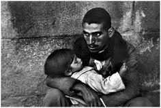 Henri Cartier Bresson - Madrid - 1933