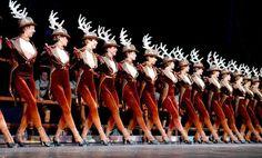 Artist Series kicks off with Rockettes