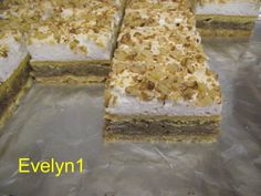 Slovak Recipes, Feta, Recipies, Food And Drink, Sweets, Bread, Cheese, Baking, Gardening