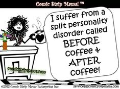 Image result for comic mama coffee quotes