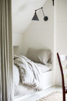 10 sleeping attic nook - Shelterness