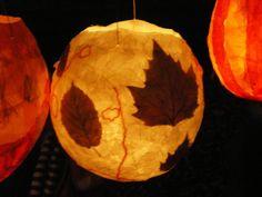 La fête des lanternes… Laternenfest… | Deco Nature, Paper Lanterns, Pumpkin Carving, Crafts, Diy, Garden, Lanterns, Children Garden, Wedding Ideas